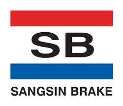Sangsin Brakes Logo