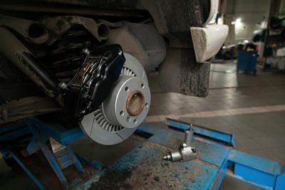 Brakes 101: Understanding Your Vehicle's Braking System